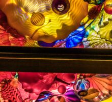 Chihuly's Blown Glass (Part II) Sticker