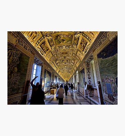 Hall of Maps - Vatican City Photographic Print