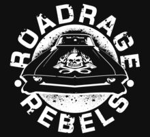 Roadrage Rebels - Death Proof Inspired Design by GTOclothing