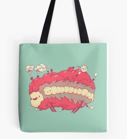 Jelly heart Tote Bag