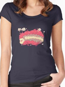 Jelly heart Women's Fitted Scoop T-Shirt