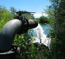 Irrigation Pump by spanners79