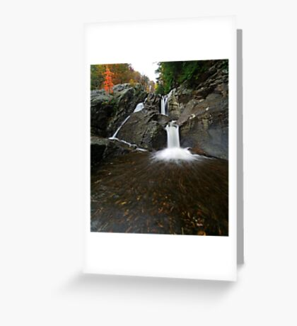 Bolton Pothole - The Swimming Hole Greeting Card