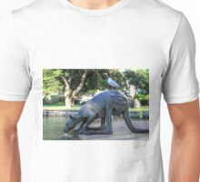 Kangaroos In The City 1 - Perth WA - HDR Unisex T-Shirt