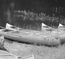 Canoes1 by PhotogbyDana
