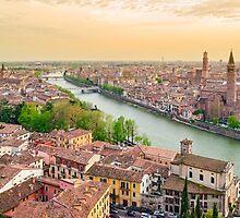 Verona, Italy by MarcoSaracco