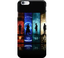Doctor Who All Doctors iPhone Case/Skin