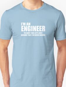 Engineer Funny Geek Nerd T-Shirt