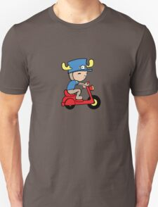 Scooter Moose T-Shirt