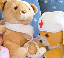 First aid is fun by missmoneypenny