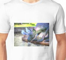 Kangaroos In The City 2 - Perth WA - HDR Unisex T-Shirt