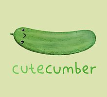 Cutecumber by Sophie Corrigan