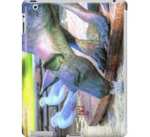 Kangaroos In The City 2 - Perth WA - HDR iPad Case/Skin