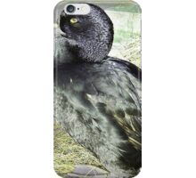 """"""" Another endangered specis"""" iPhone Case/Skin"""