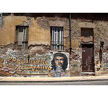 Old house in San Telmo Photographic Print