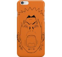 Naruto - Pain Funny Face iPhone Case/Skin