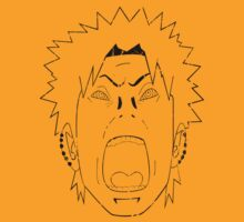 Naruto - Pain Funny Face by scheMeworks