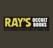 Ray's Occult Books - Ghostbusters 2 by MajorDutch