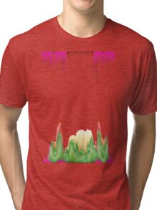 glitchy witchy  Tri-blend T-Shirt