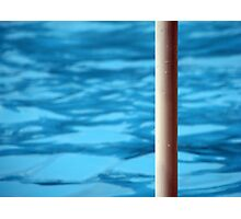The Pool Photographic Print