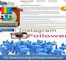 Buy Real Instagram Followers Review – Famous Quickly by instagramreview