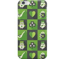 Irish Eyes Are Smiling iPhone Case/Skin