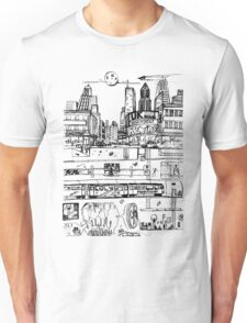 City Limits (Black) T-Shirt