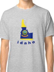idaho state flag Classic T-Shirt