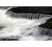 Above Chittenango Falls Photographic Print