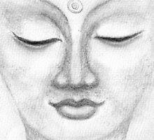 facing buddha by Sam Fonte