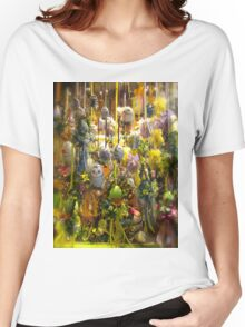 Hand Painted Eggs Women's Relaxed Fit T-Shirt