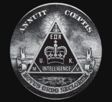 New World Order MI5 by pelegrin