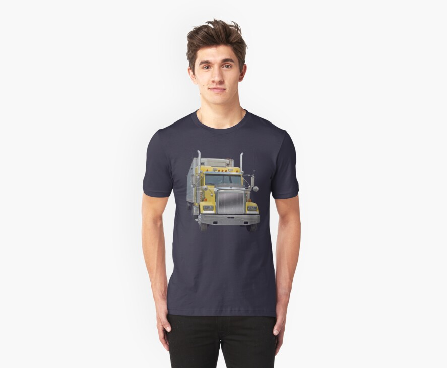 Big Rig T-Shirt by Karl R. Martin