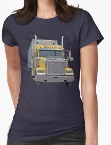 Big Rig T-Shirt Womens Fitted T-Shirt