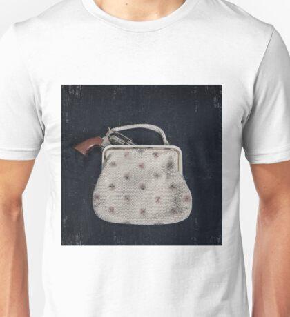 handy gun Unisex T-Shirt