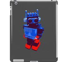 Techno Robot iPad Case/Skin