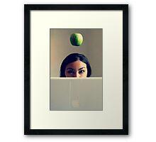 What Apple Framed Print
