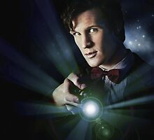 Doctor Who Matt Smith 11 by CindyetBilly