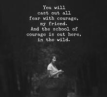 School of Courage by Jo Hilder
