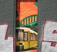 A Bus In The Window by Alexandra Lavizzari