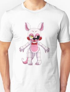 Five nights at Freddy 2 chibi Mangle T-Shirt