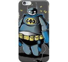 BAT HERO 6 iPhone Case/Skin