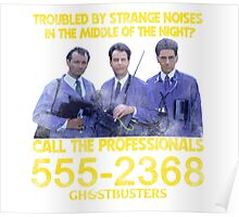 Ghostbusters Commercial - Ghostbusters Poster