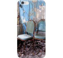 Abandoned Hotel #4 iPhone Case/Skin