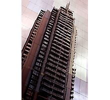 Highrise Reflection Photographic Print