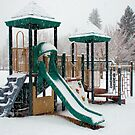 winter playground by MorganAshley