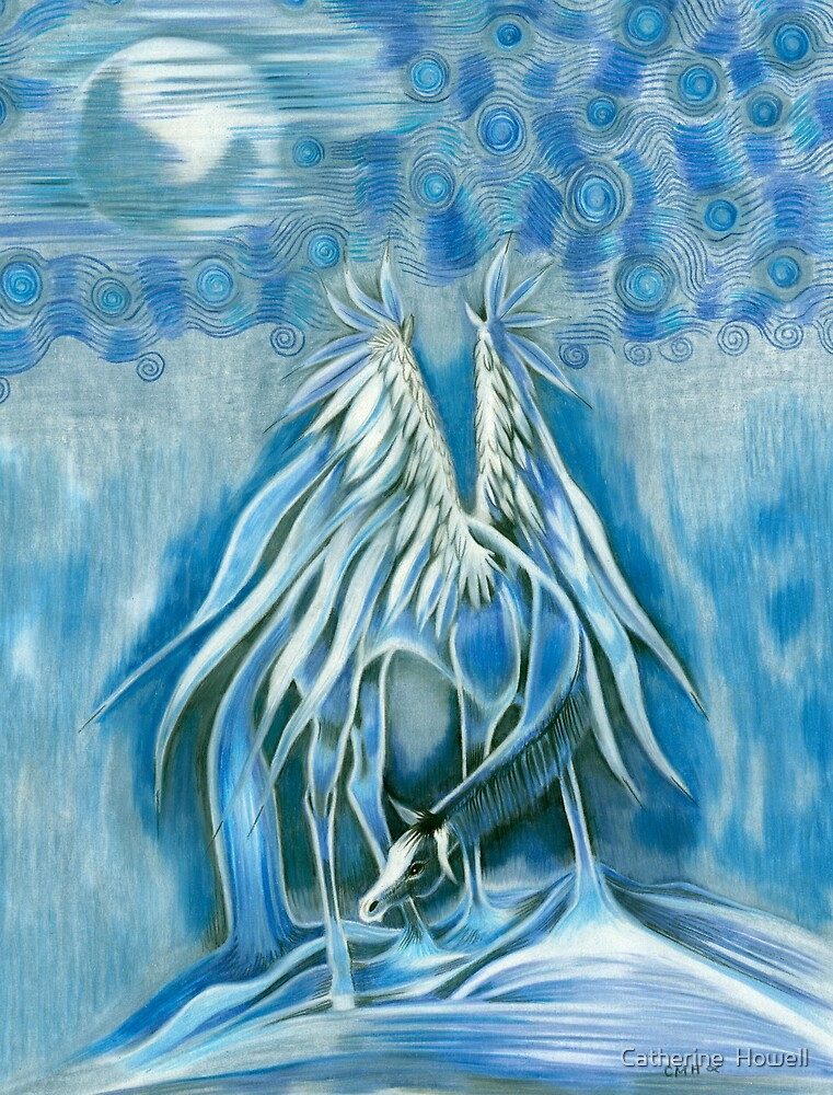 Blue by Catherine  Howell