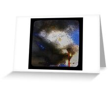 Screen Ttv Greeting Card