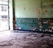 Ghost School #3 by Jenn Winterbine
