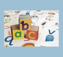 Alphabet Blocks Kids Tee